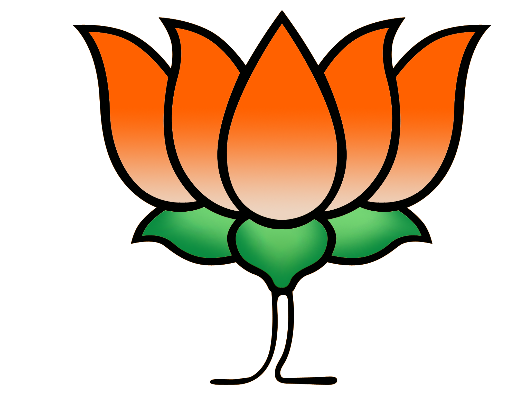 Bjp lotus wallpaper download